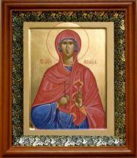 Зинаида Тарсийская (19х22), светлый киот