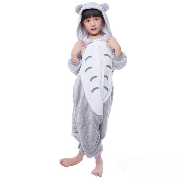Пижама Кигуруми Детская Тоторо_01