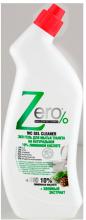 Гель для мытья туалета на натуральной 10% лимонной кислоте и хвойный экстракт, 750 мл
