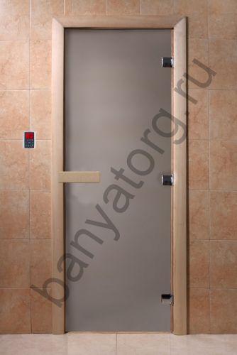 Дверь для бани DoorWood Сатин