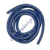 Эспандер-жгут трубчатый борцовский Sportsteel 1213-00/5B синий 5 м d=15 мм, TPR резина