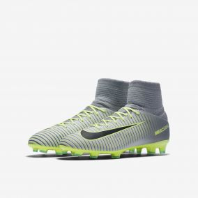 Детские бутсы NIKE MERCURIAL SUPERFLY V FG 831943-003 JR