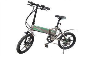 Электровелосипед E-motions Fly New Premium (модель 2016г)