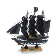 """Корабль """"Сonfection"""", L20см (с пиратскими парусами) (арт. 232463) (12657)"""