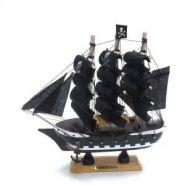 "Корабль ""Сonfection"", L20см (с пиратскими парусами)  Артикул: 232463  (12657)"