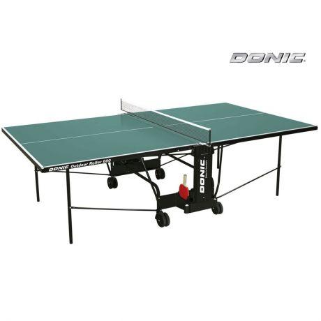 Всепогодный Теннисный стол Donic Outdoor - Roller 600