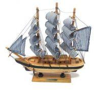 Корабль, L24 см (арт. 587171) (04098)
