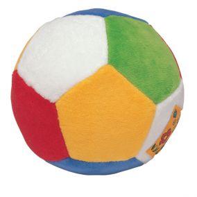 Развивающая мягкая игрушка: мяч