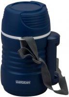 Ланчбокс Webber с двумя контейнерами синий