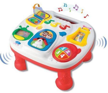 Музыкальный обучающий столик
