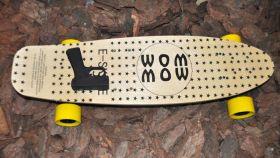 Электроскейт уличный E-motions Mow Wom 400w