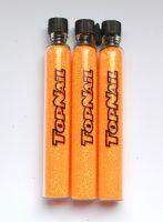 Блестки для дизайна ногтей №9 (ярко-оранжевые)
