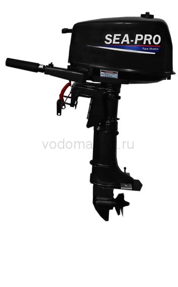 Sea-Pro T5S 2х-тактный лодочный мотор