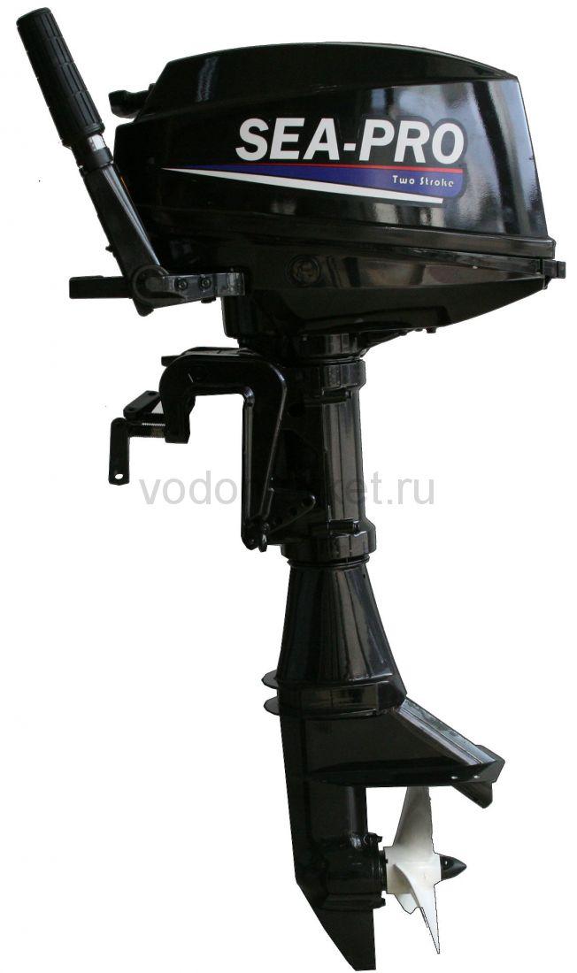Sea-Pro T 9.9S (T 9.8S) 2х-тактный лодочный мотор