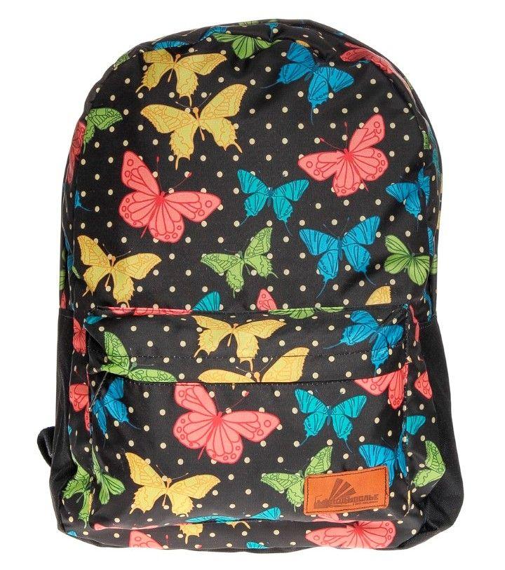 Рюкзак ПодЪполье Bright butterflies