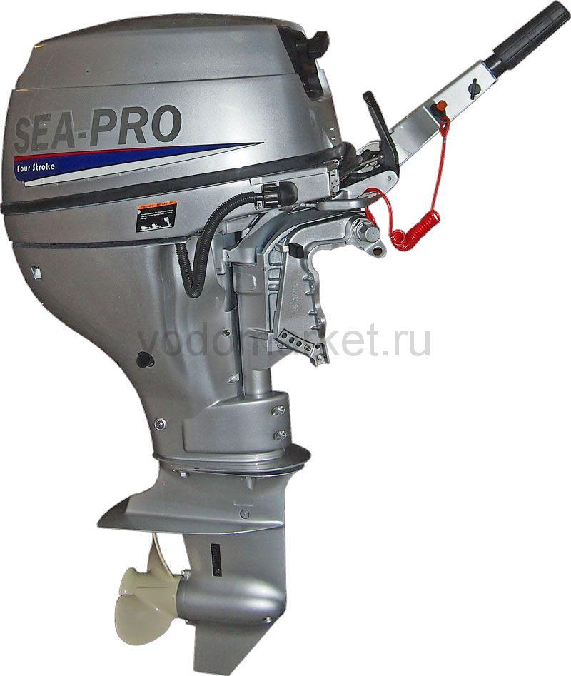 Sea-Pro F 9.9S 4-х тактный лодочный мотор