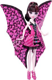 Кукла Дракулаура (Draculaura), серия Превращение, MONSTER HIGH