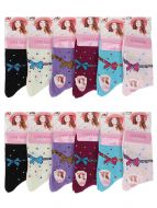 Носки подростковые для девочки( мин.заказ-3 уп)-18,5руб