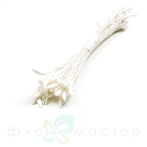 Тычинки тайские удлиненные (Белый)