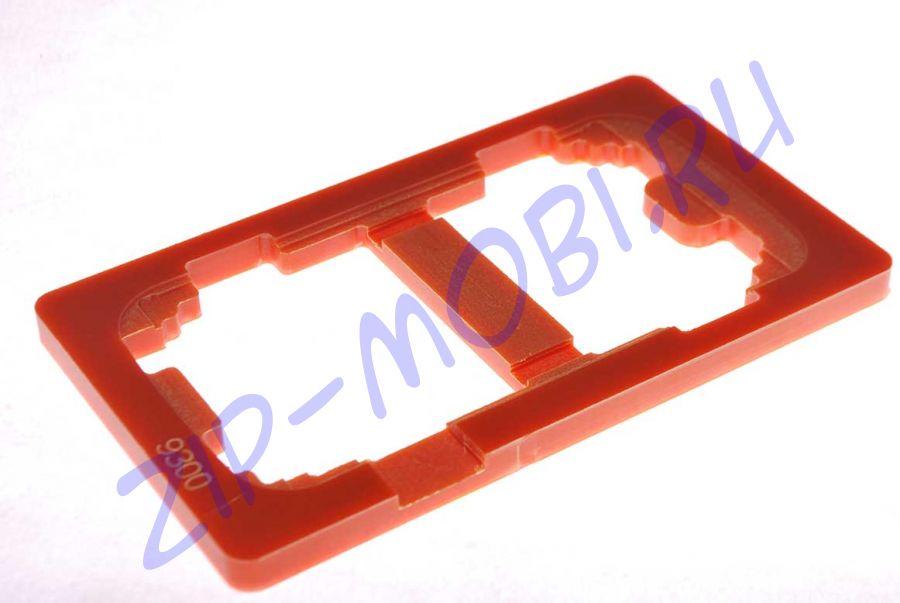 Форма для склейки дисплейных модулей Samsung Galaxy S3 i9300