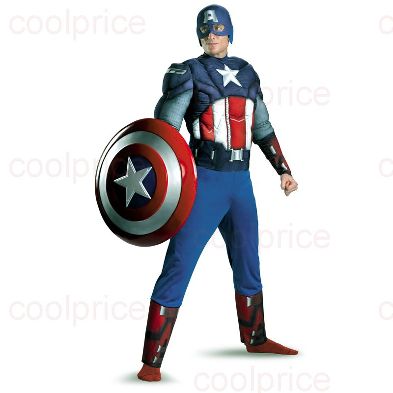 Костюм Капитан Америка