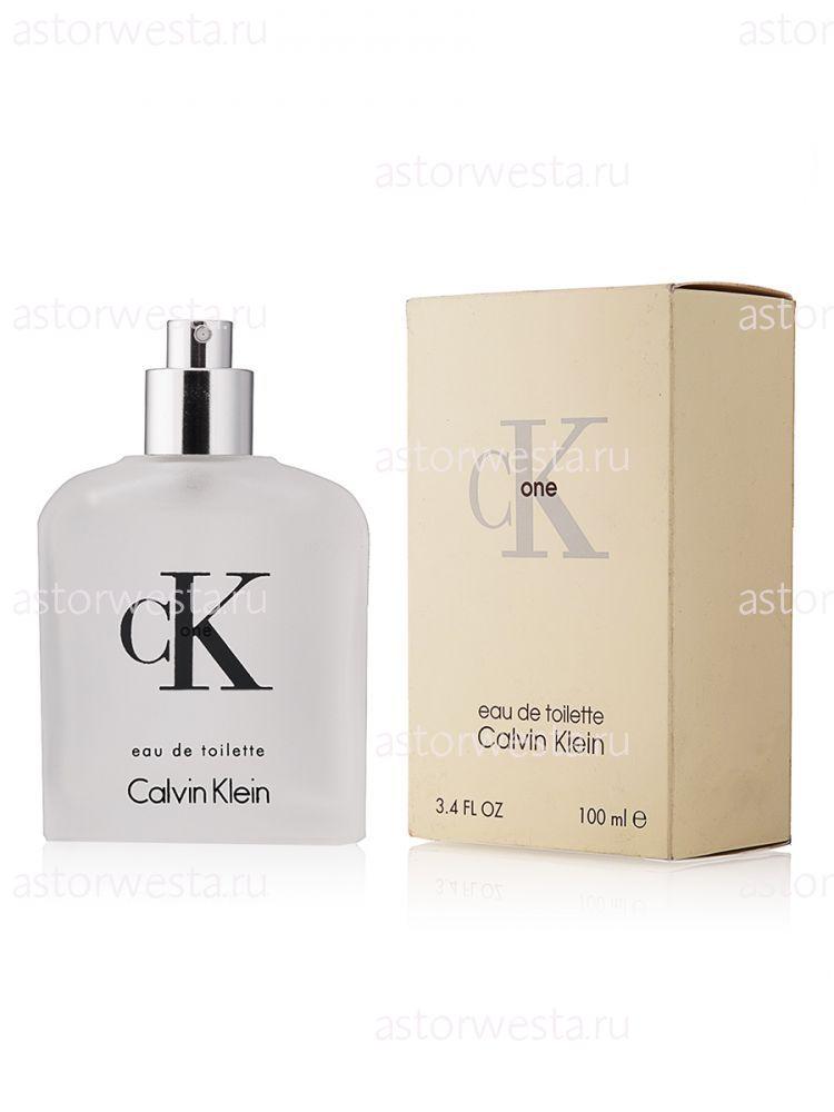 """Туалетная вода, Calvin Klein """"CK One"""", 100 ml"""
