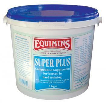 Equimins Super Plus Competition Supplement. Мгновенная энергия. 3 кг.