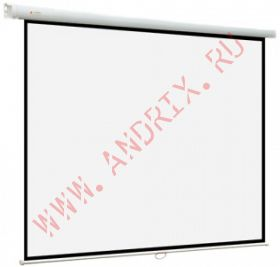 Настенный экран ViewScreen Lotus 366x274 см MW 4:3 (358*266)