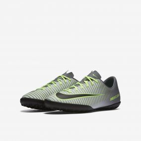 Детские шиповки NIKE MERCURIAL VAPOR XI TF 831949-003 JR