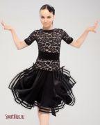 эффектное бархатное платье для выступления купить