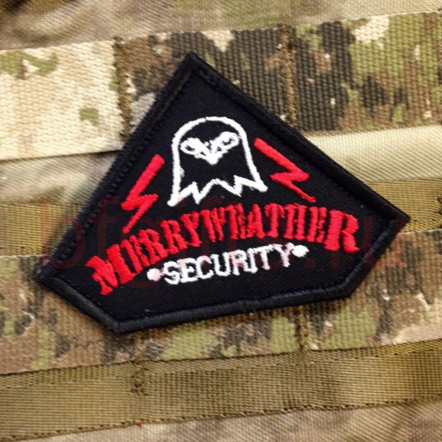Патч Merryweather Security