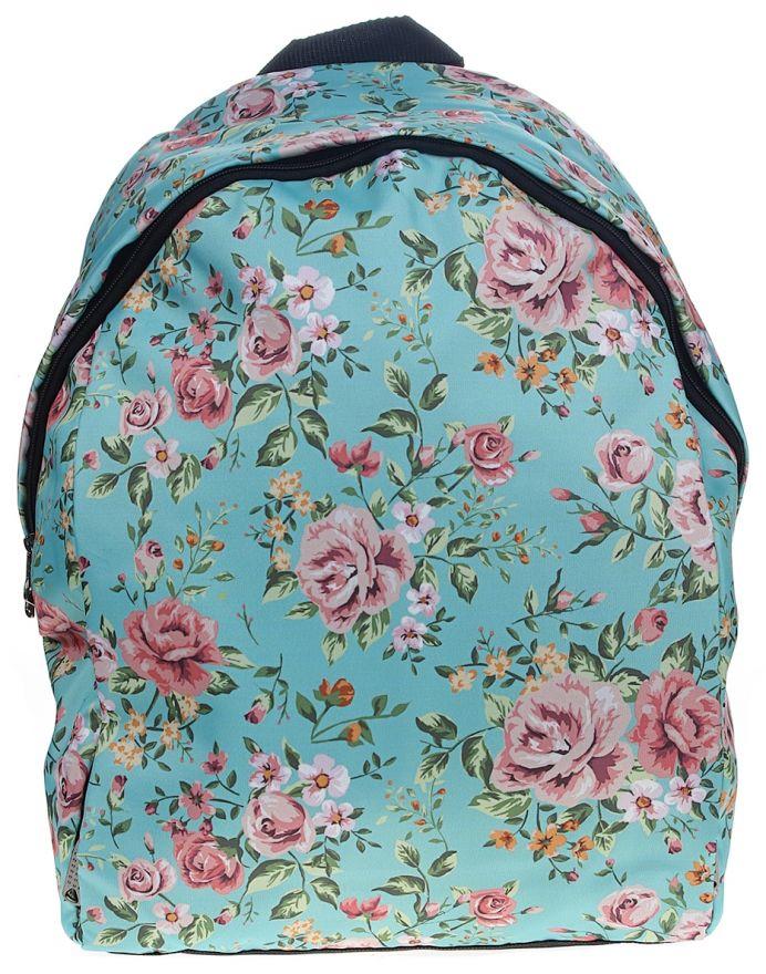 Рюкзак ПодЪполье Spray roses on blue