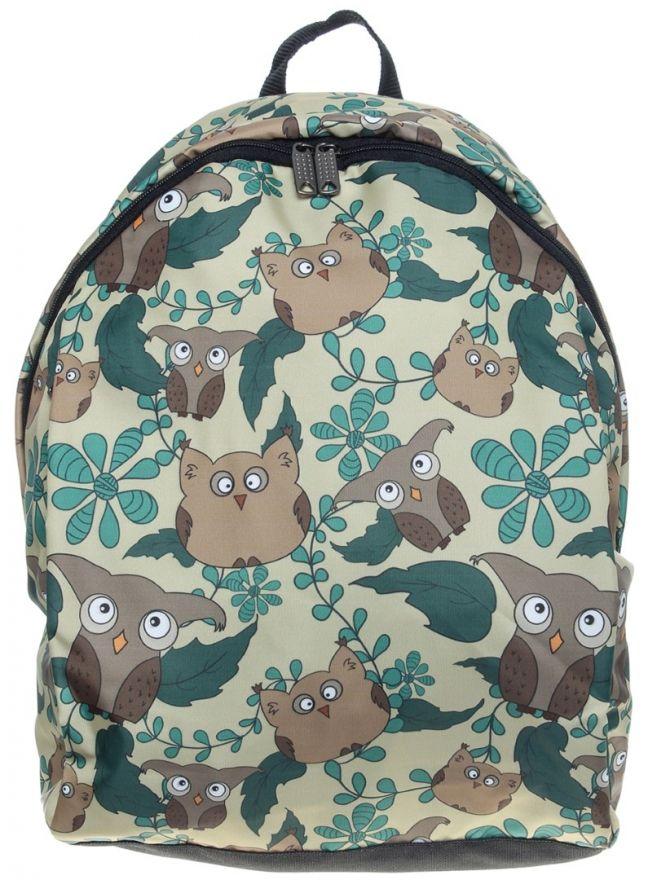 Рюкзак ПодЪполье Weird owl