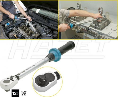 "Ключ HAZET 5120-2CT динамометрический 1/2"" 10-60 Нм"