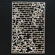 """Набор чипборда """"Кирпичная стена"""""""