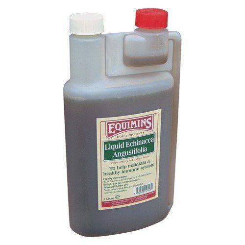 Equimins Echinacea Liquid Herb - Эхинацея (травяная настойка) 1 литр