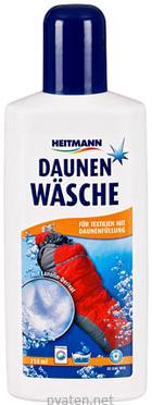 Heitmann Гель для стирки пуховиков и спальных мешков 250 мл