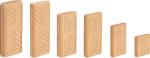 Дюбель Domino, комплект D 6X20X40/1140 (в картоне) Festool