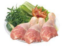 Голень куриная на подложке Россия от 3 кг