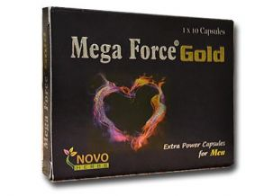 Мега форс голд (Mega Force Gold) 10кап