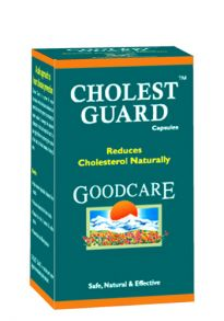 Cholest Guard Goodcare - хлестерин под контролем 60 капсул