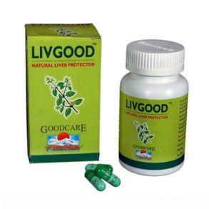 Ливгуд Livgood Goodcare - здоровая печень 60 капсул