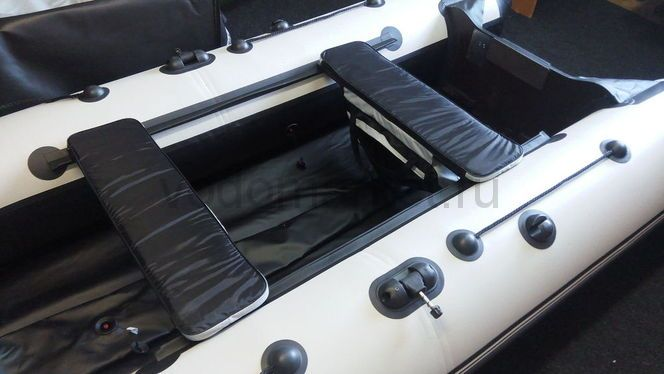 Комплект мягких накладок на сиденье с сумкой