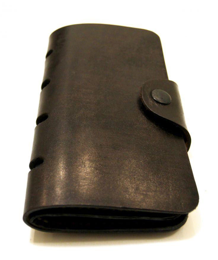 Портмоне - бумажник Vito Rosso Large Black