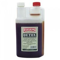 Equimins Detox Liquid Herbal Blend - Детокс (смесь для очищения организма) 1 литр