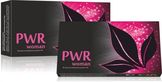 PWR woman - для женского здоровья и красоты