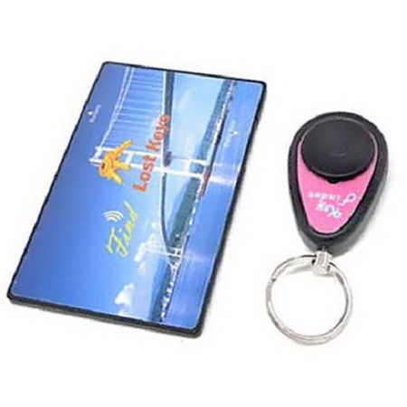 Беспроводной брелок-сигнализция с пультом для ключей Electronic Key Finder