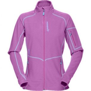 Norrona Lofoten warm1 Jacket Women - Pumped Purple
