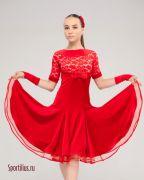 пошив платья для бальных танцев Неаполь