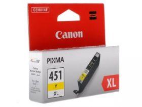 Картридж оригинальный Canon CLI-451Y XL